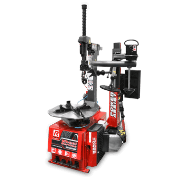 R76ATR Tyre Changing Machine