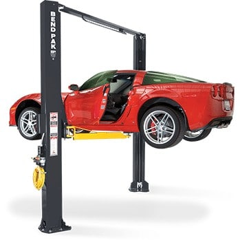 What Depth Of Concrete Is Needed For Installing A Car Hoist