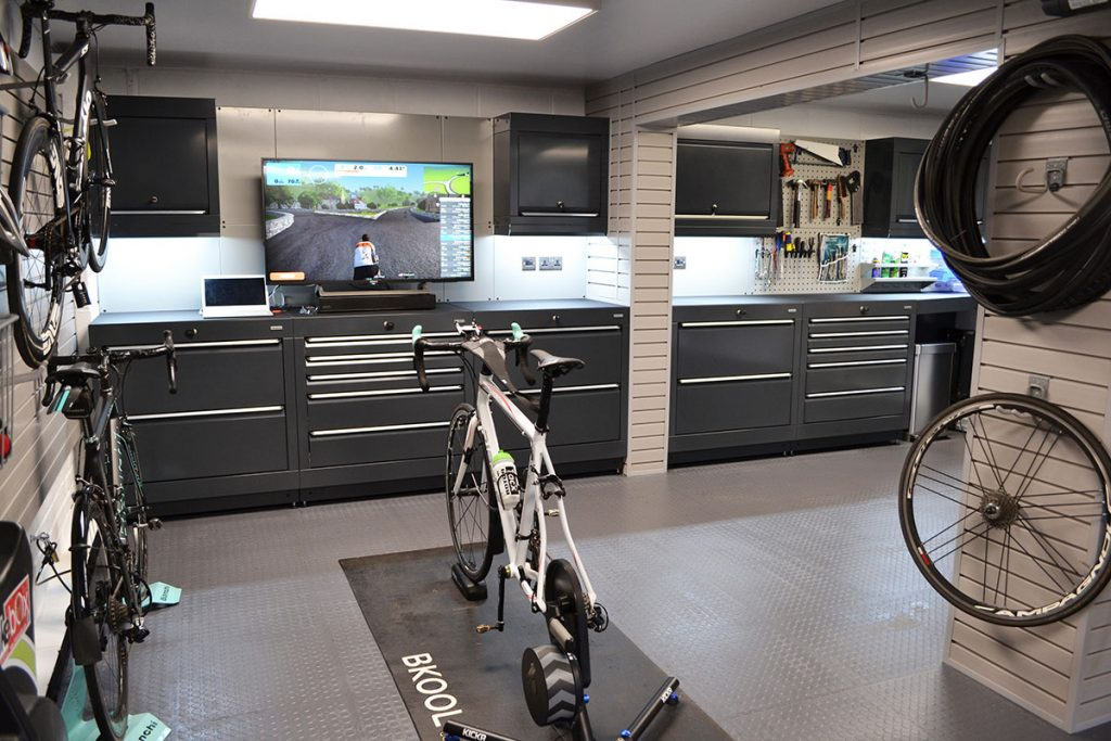 Cyclist Garages
