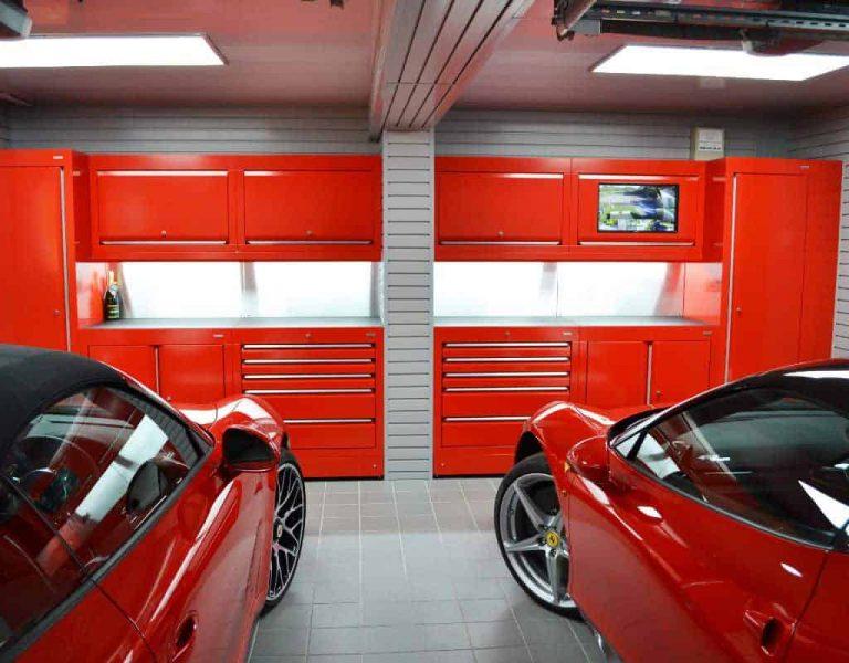 Ferrari Garage 2