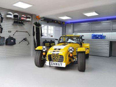 Automotive Garages