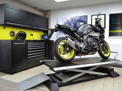 Motorbike Garages